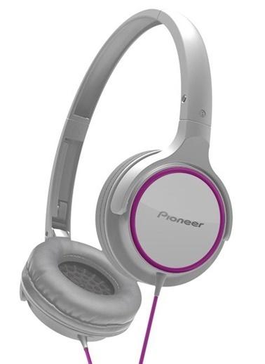 Pioneer SE-MJ512-PW Kulaküstü Kulaklık Renkli